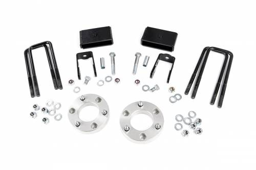 Suspension - Suspension Lift Kits - Rough Country Suspension - 868 | 2 Inch Nissan Suspension Lift Kit