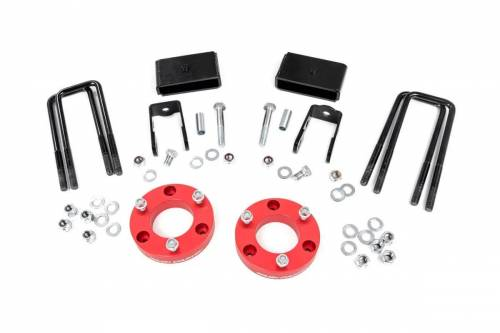 Suspension - Suspension Lift Kits - Rough Country Suspension - 868RED | 2 Inch Nissan Suspension lift Kit