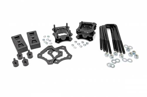 Suspension - Suspension Lift Kits - Rough Country Suspension - 87001 | 2.5-3 Inch Toyota Suspension Lift Kit