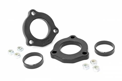 Rough Country Suspension - 922 | 2 Inch GM Front Leveling Kit