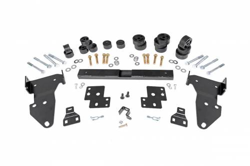 Rough Country Suspension - 923 | 1.25 Inch GM Body Lift Kit