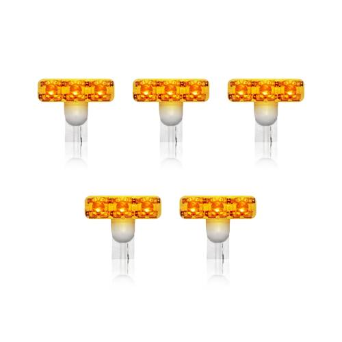 Recon Truck Accessories - 264180AM | 194 Type 1-Watt High Power LED Bulb | Amber - Image 2