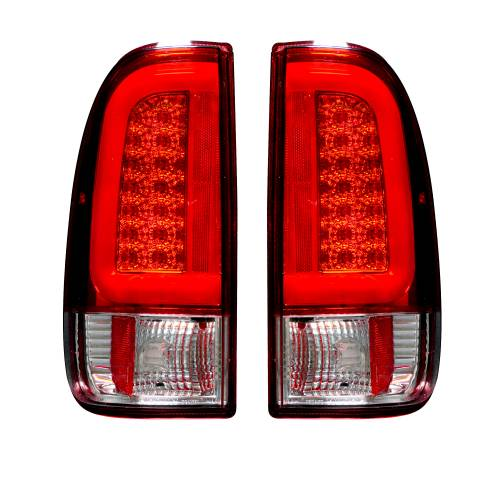 """Lighting - LED Tail Lights - Recon Truck Accessories - 264292RD 