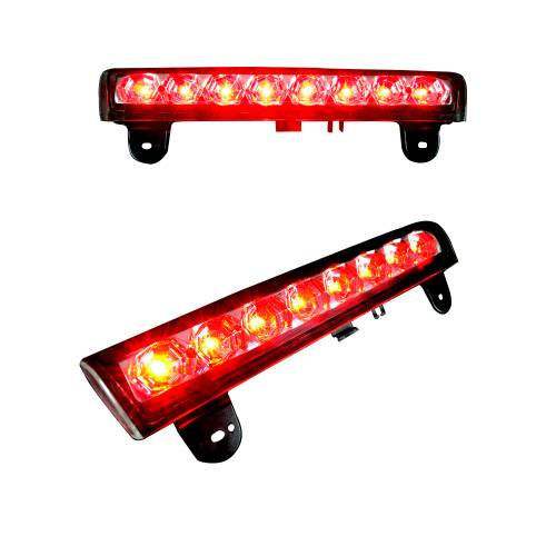 Lighting - LED Third Brake Lights - Recon Truck Accessories - 264114CL | LED 3rd Brake Light – Clear Lens
