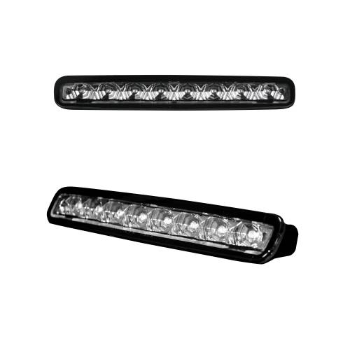 Lighting - LED Third Brake Lights - Recon Truck Accessories - 264119CL | RED LED 3rd Brake Light – Clear Lens