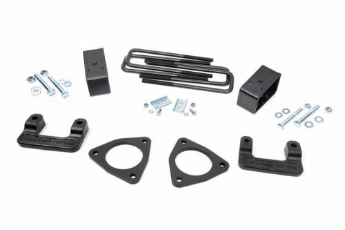 Suspension - Suspension Lift Kits - Rough Country Suspension - 1314 | 2.5 Inch GM Suspension Lift Kit