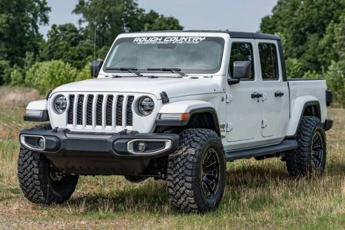Suspension - Suspension Lift Kits - Rough Country Suspension - 64830 | 2.5 Inch Jeep Suspension Lift Kit