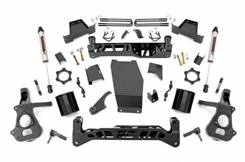Rough Country Suspension Canada | Lift Kits & Leveling Kits