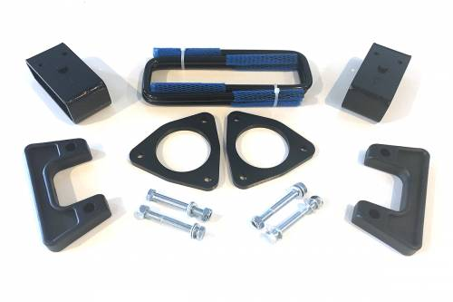 Suspension - Suspension Lift Kits - Lowriders Unlimited - TC-125 | 2.5 Inch GM Suspension Lift Kit