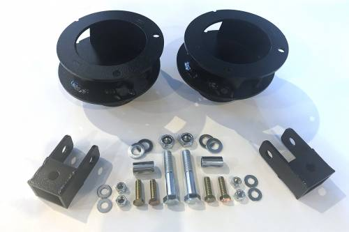Lowriders Unlimited - TD-115 | 2.5 Inch Dodge Front Leveling Kit