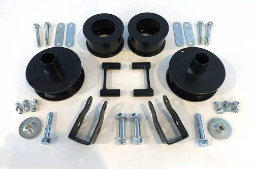 Suspension - Suspension Lift Kits - Lowriders Unlimited - TJ-100 | 2.5 Inch Jeep Suspension Lift Kit