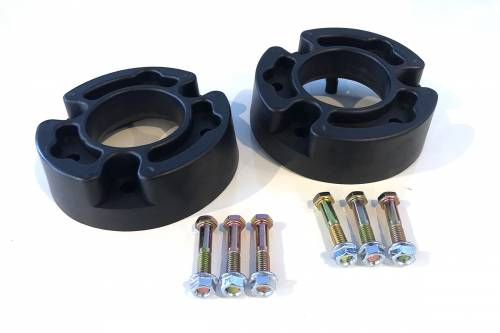 Lowriders Unlimited - TF-100 | 2.5 Inch Ford Front Leveling Kit