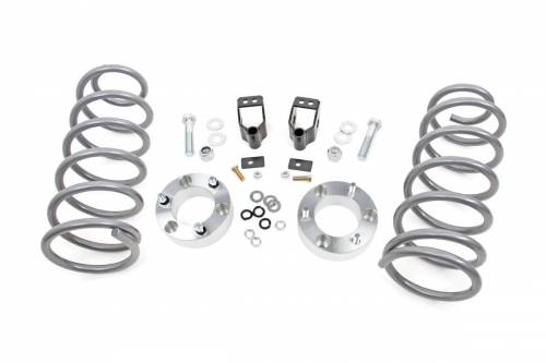 Suspension - Suspension Lift Kits - Rough Country Suspension - 761 | 3 Inch Toyota Series II Suspension lift Kit (with X-REAS)