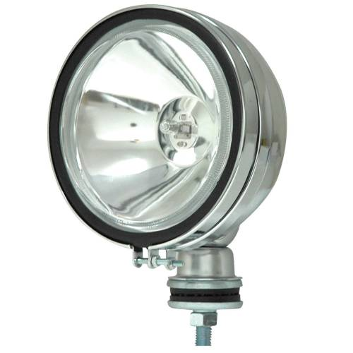 Vehicle Specific Products - Anzo USA - 821001 | H3 6in. Round Halogen Universal Headlight (Single)