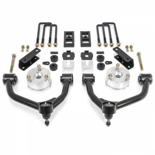 ReadyLIFT Suspensions - 69-3535 | 3.5 Inch GM SST Lift Kit - 3.5 F / 1.0 R