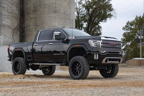 Rough Country Suspension - 10130A  7in GM NTD Suspension Lift Kit (2020 2500HD) - Image 4
