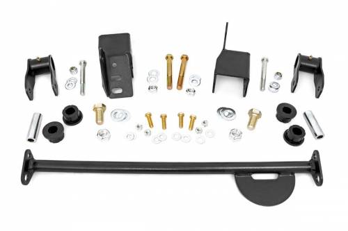 Rough Country Suspension - 5059 | Jeep Shackle Reversal Kit